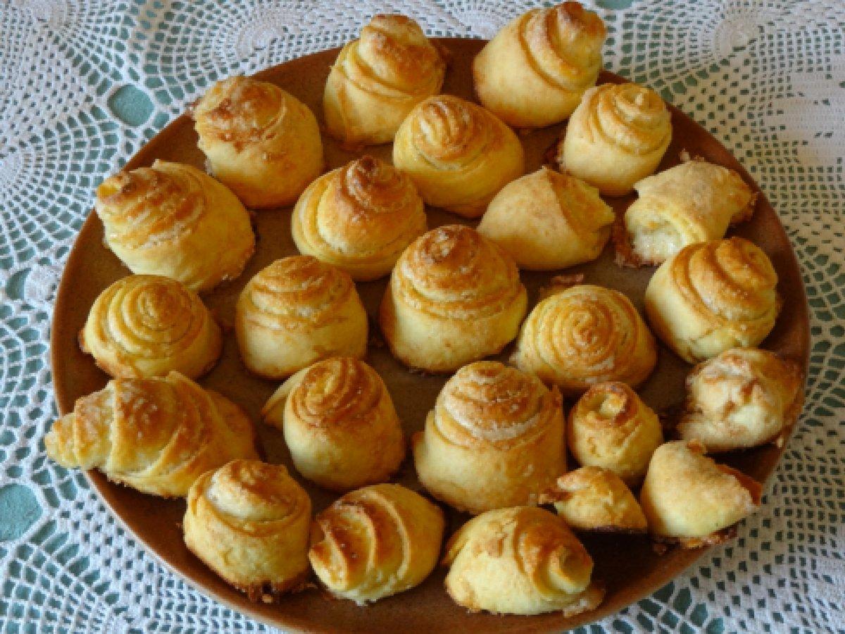 Пошаговый фото рецепт сдобных булочек