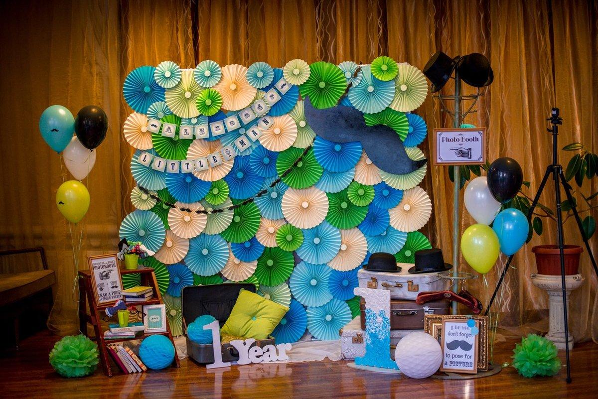 Как организовать день рождения 49