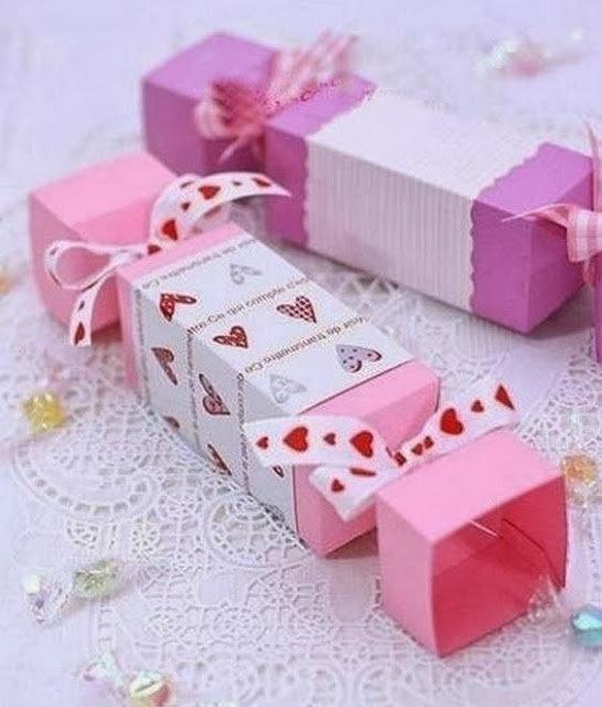 Сделать коробочку для сладостей своими руками 73