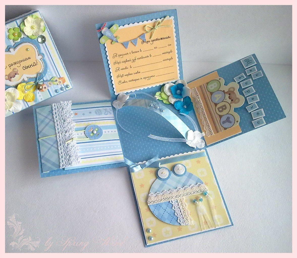 Ящик для открыток своими руками 81