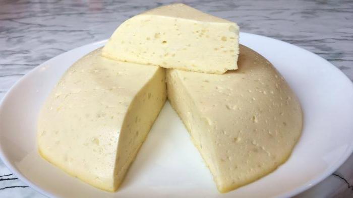 Как приготовит сыр из творога в домашних условиях 269