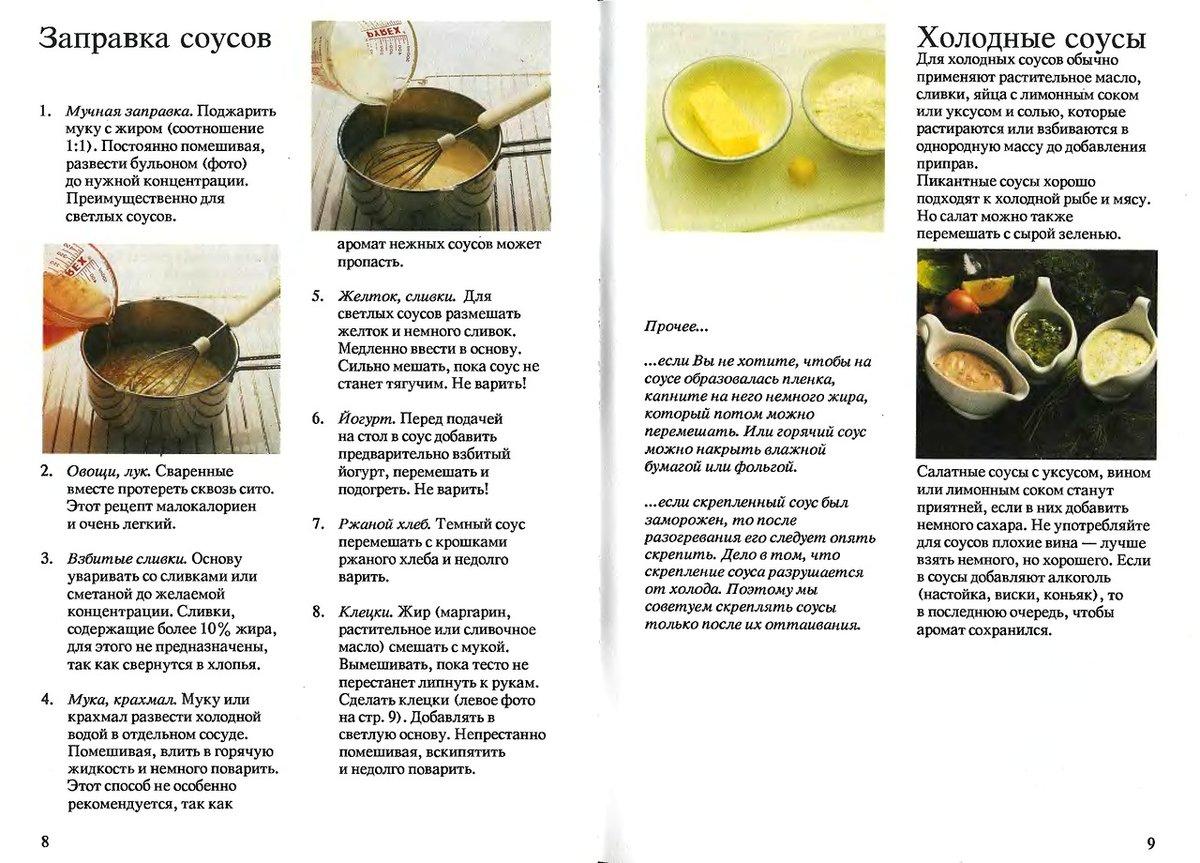 Оригинальные соусы рецепты пошагово