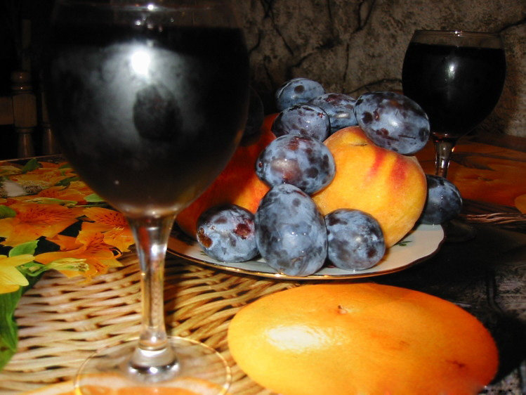 Вино из груши в домашних условиях простой рецепт