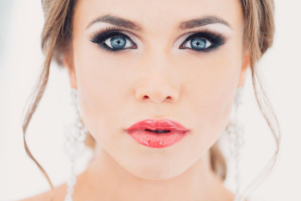 Какой должен быть макияж для голубых глаз