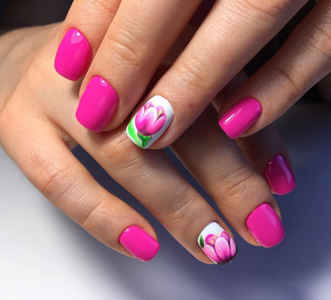 Дизайн ногтей не яркий фото