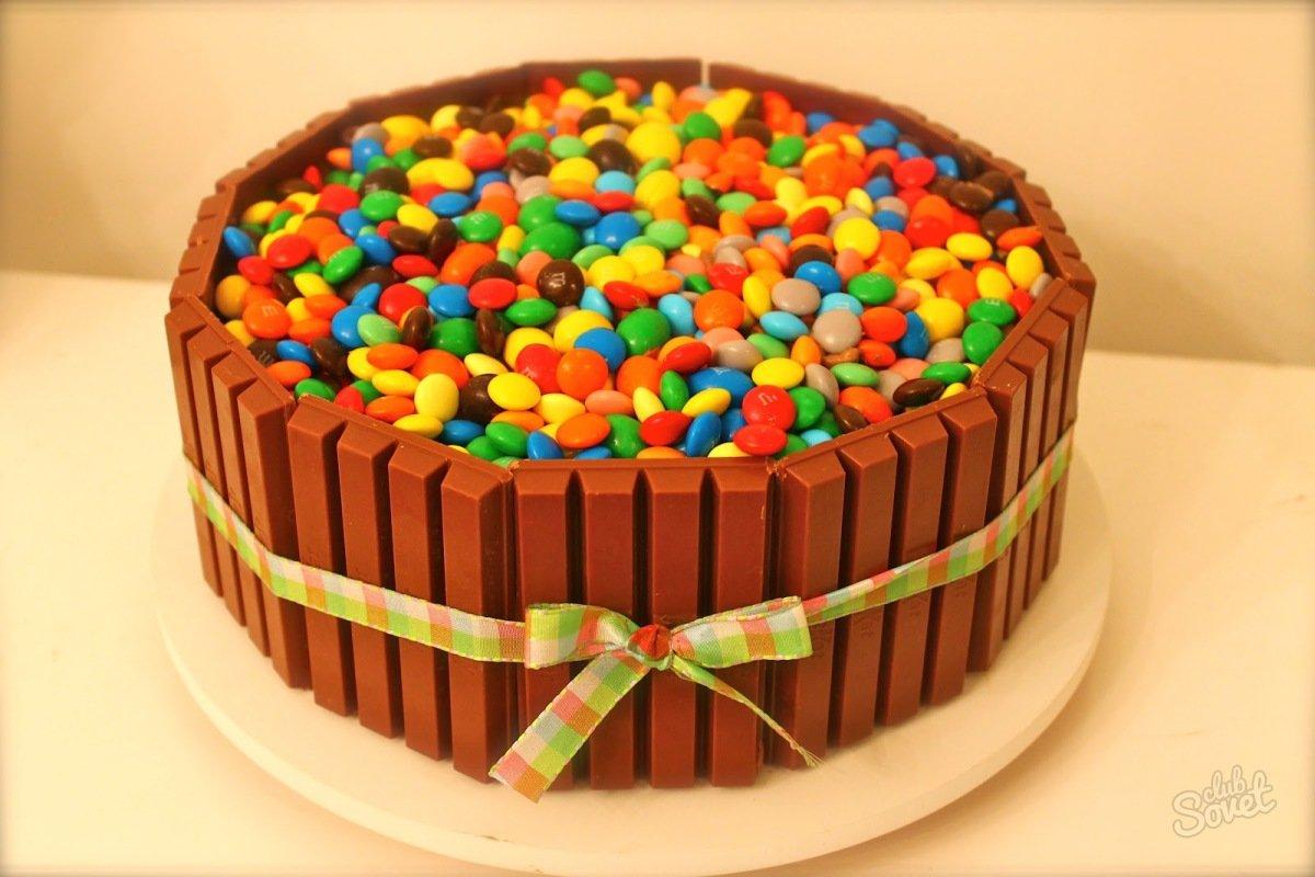 Украшение торта 10