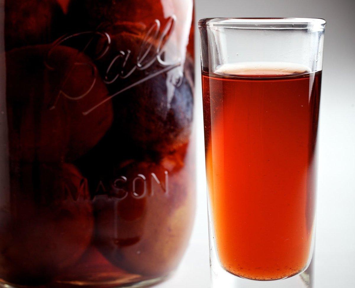 Вино из чернослива в домашних условиях - пошаговый рецепт 53