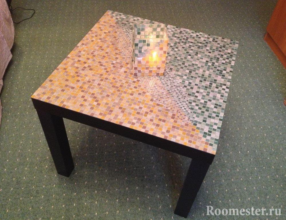 Как сделать декор стол 30