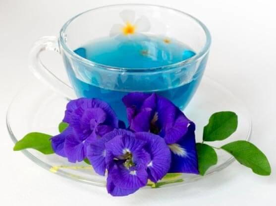 Пурпурный чай чанг шу в тюмени бу