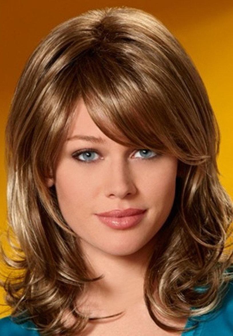 Прически на средние жесткие волосы фото