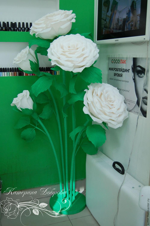 Как сделать стену для цветов из изолона