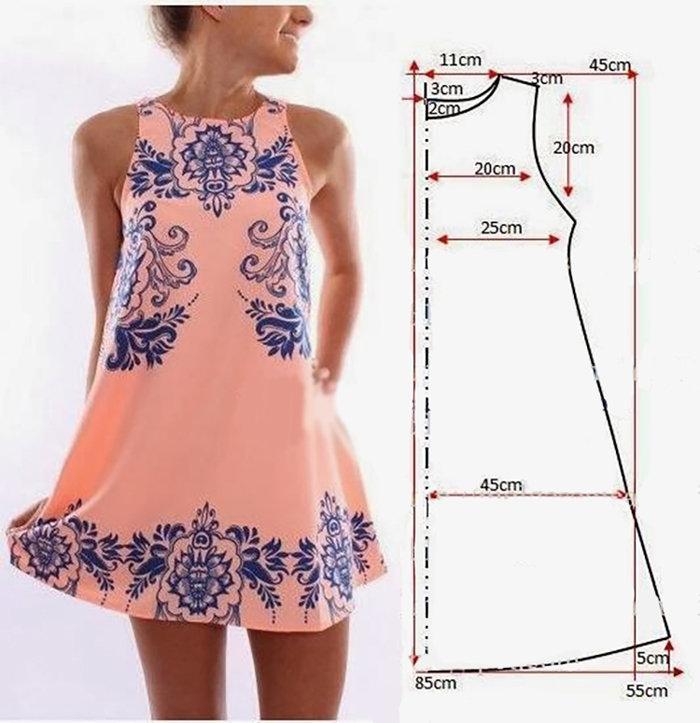 Сшить платье для всех случаев