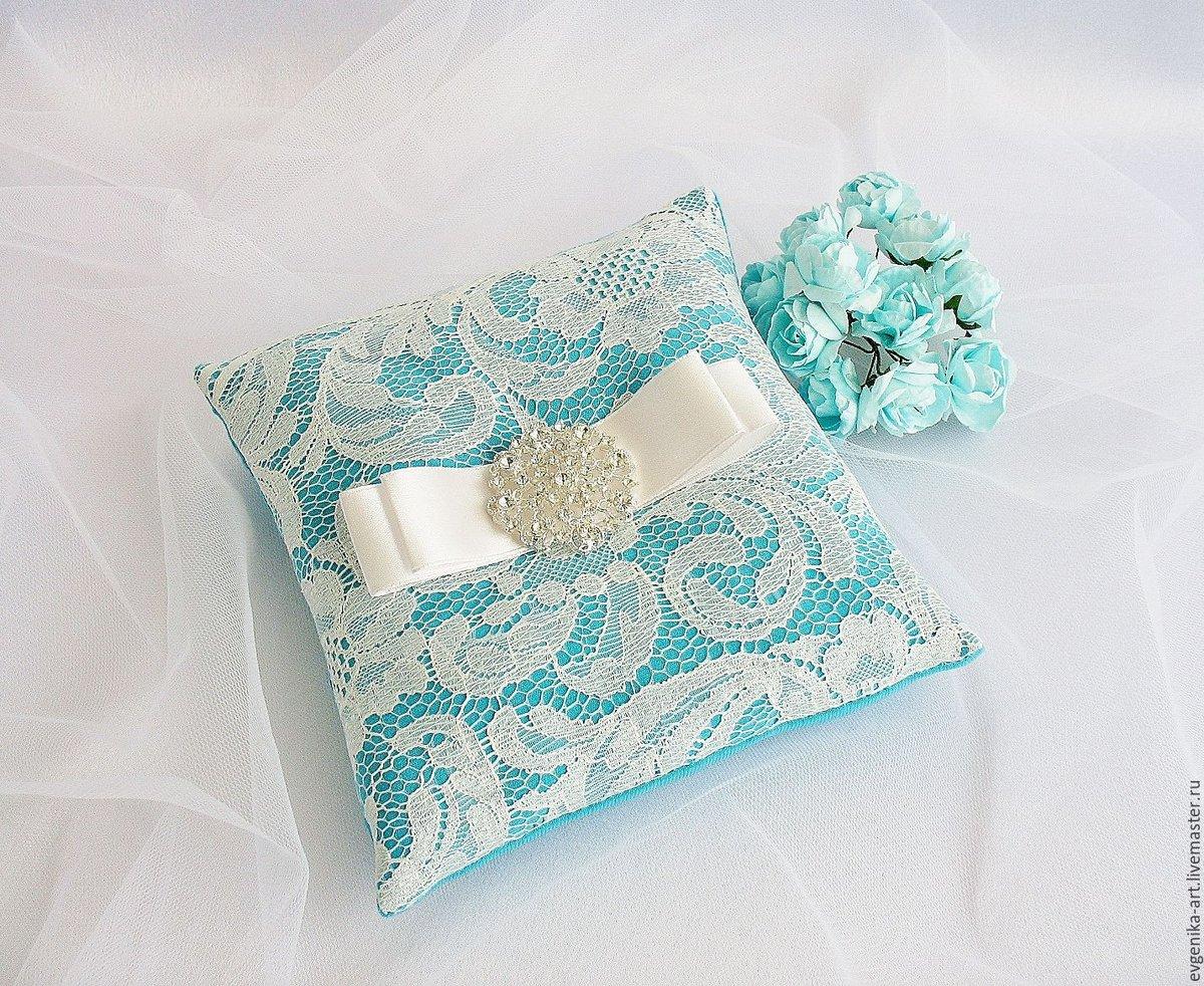 Как сшить подушечку для колец на свадьбу 19