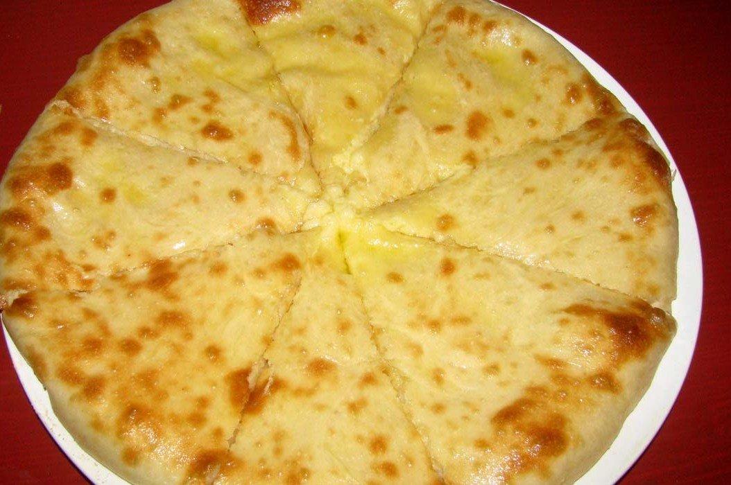 Осетинские пироги с картошкой рецепты с фото пошагово