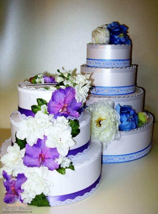 Торт на свадьбу своими руками мастер класс 16