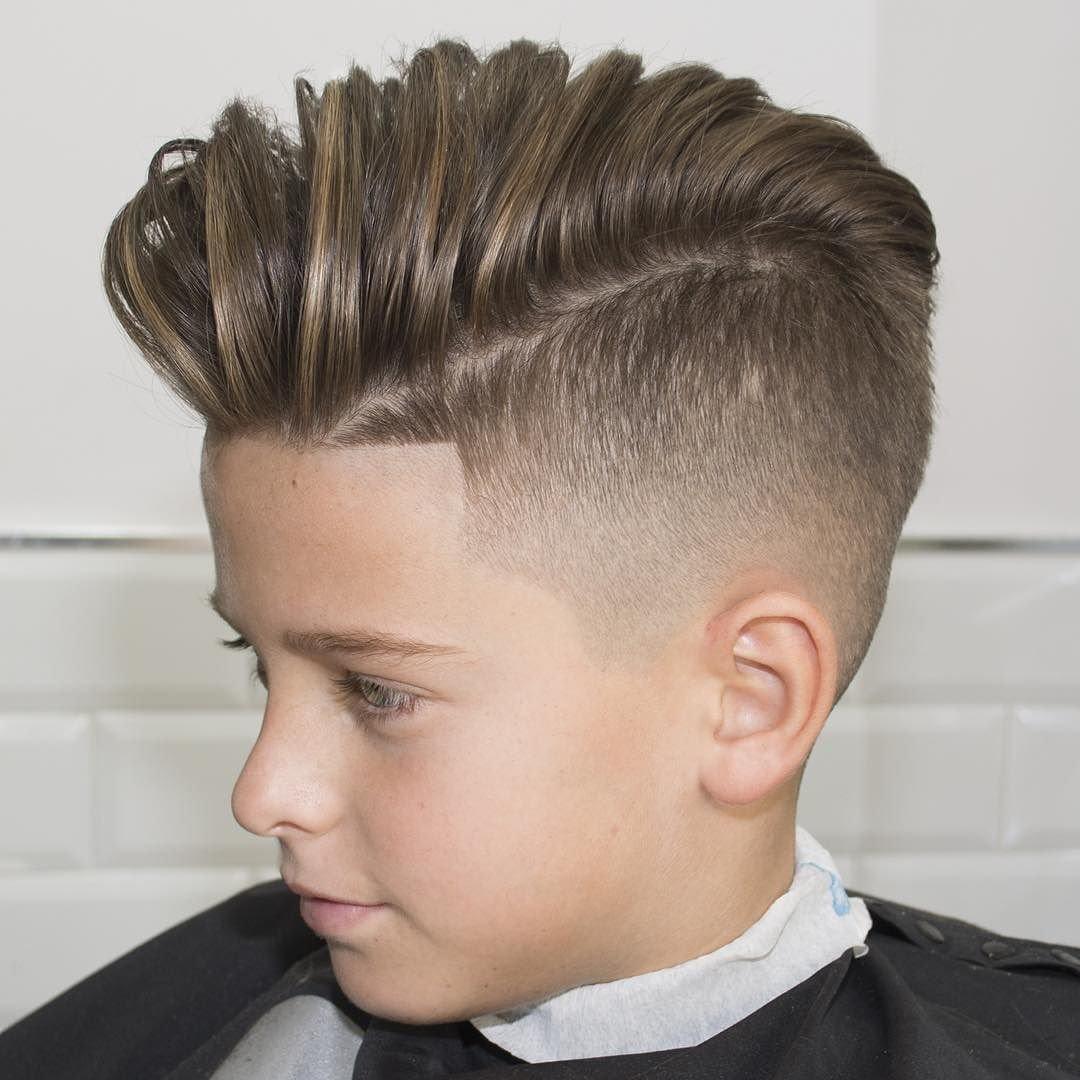 Fotos de cortes de cabello para ninos