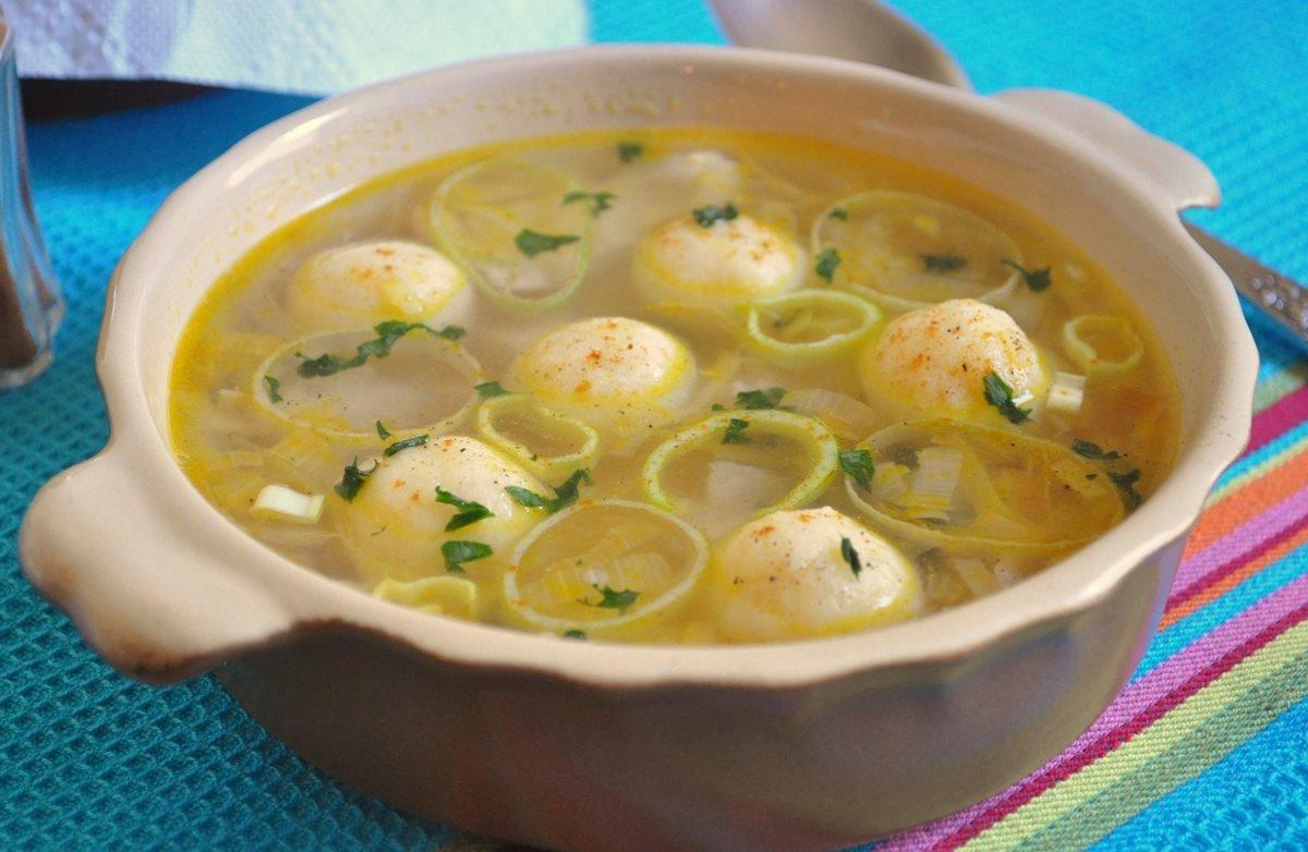 Куриный суп с клецками - пошаговый рецепт с фото на Готовим 83