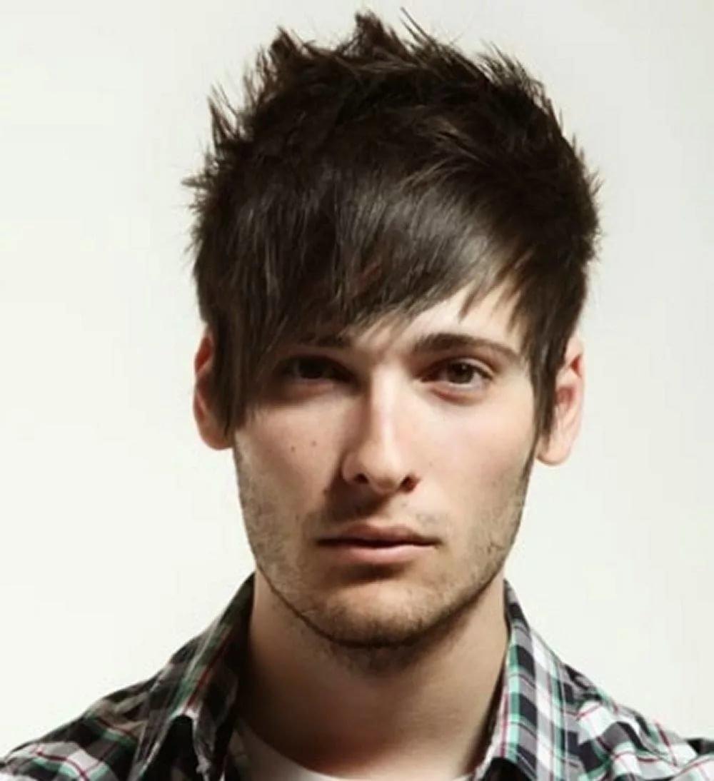 Причёски с косичками на средние волосы мужские