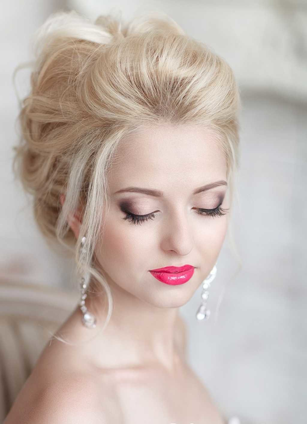 Свадебный макияж для красивых фото