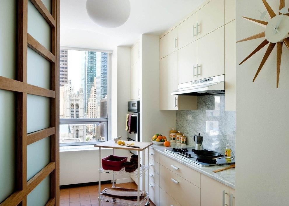 Идеи дизайна маленьких кухонь фото