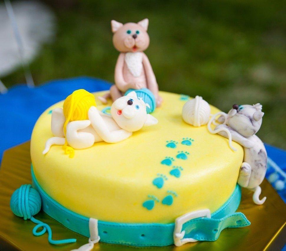 Как сделать самому фигурки из мастики для торта