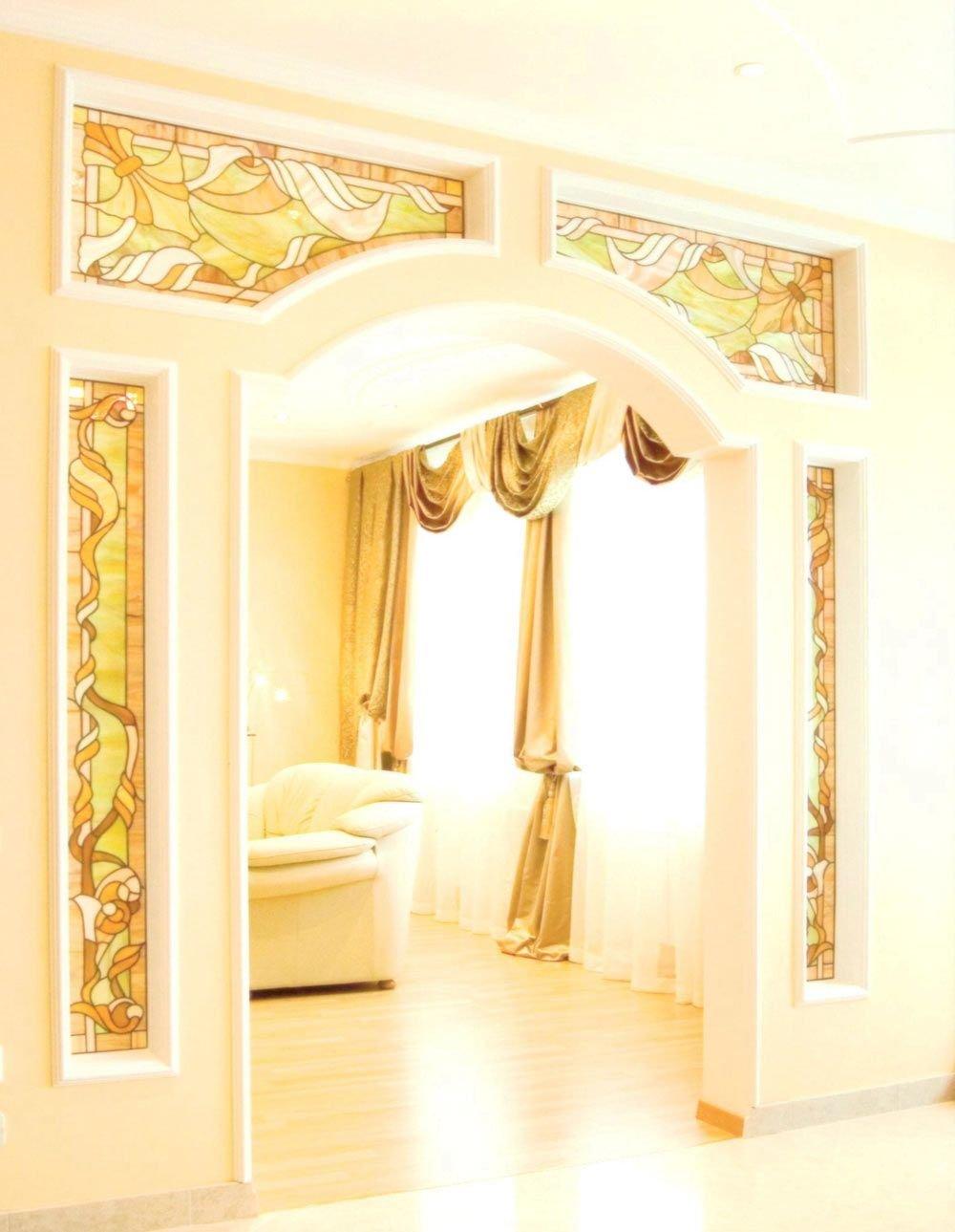 Как сделать красивую арку в комнату