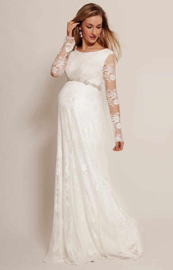 Свадебное платье для беременных спб 402
