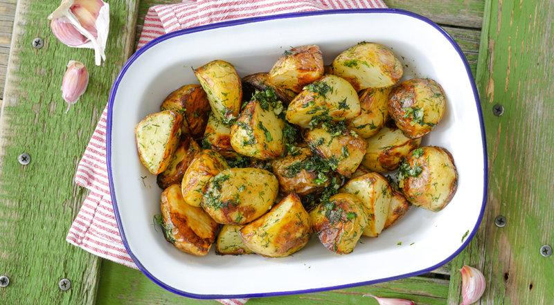 Рецепты вторых блюд из картошки с пошагово