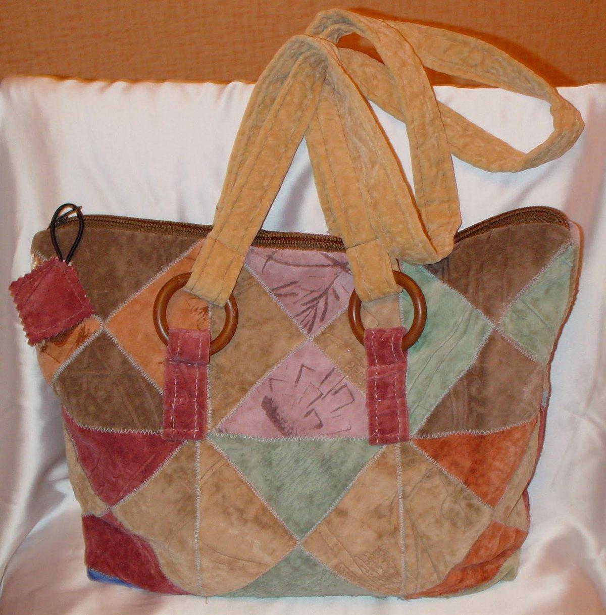 Аксессуары своими руками сумки из