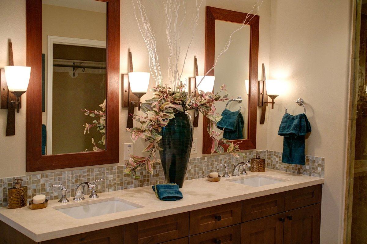 Как украсить ванную комнату своими руками (39 фото идеи) 66
