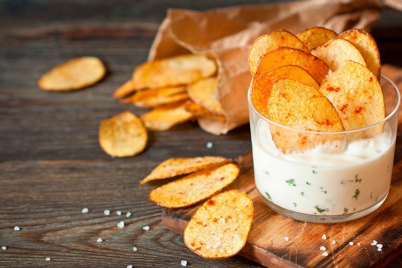 Как сделать чипсы в домашних условиях со вкусом сыра