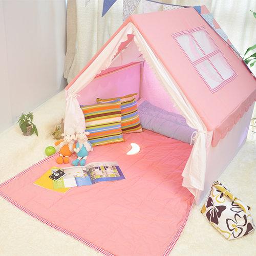 Палатка для ребенка своими руками из ткани 74