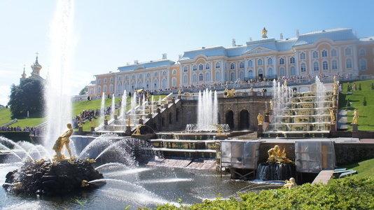дворец фонтан  № 188152  скачать