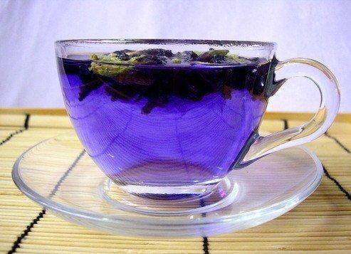 Чанг шу и тайский синий чай читать онлайн