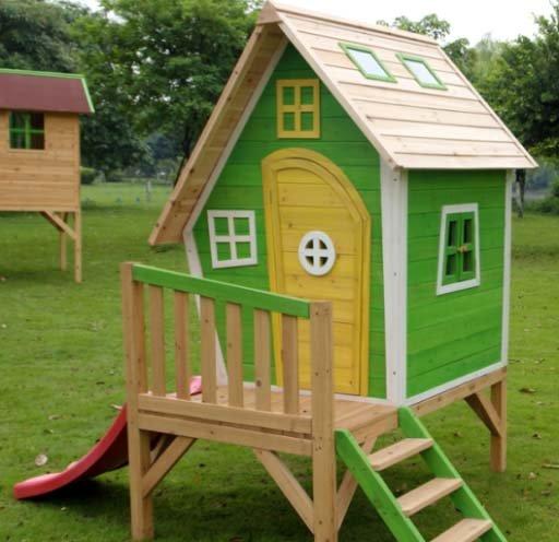 Фото домиков для детей своими руками 50