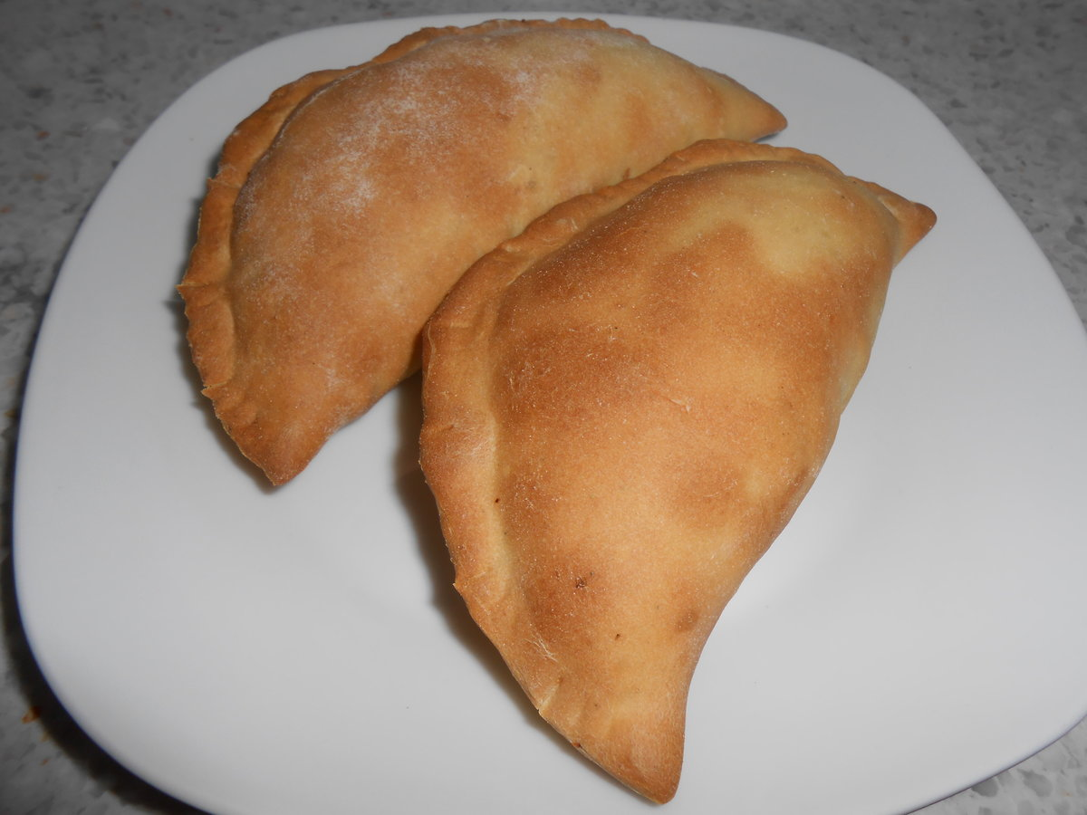 Тесто для пирожков с луком и яйцом в духовке пошаговый