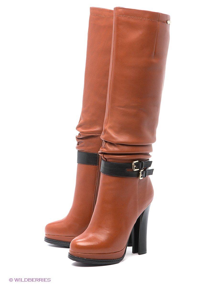 Модные сапоги женские цена