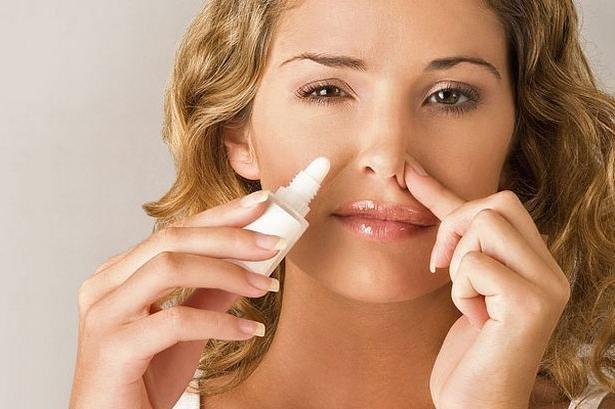 Вылечить заложенный нос в домашних условиях 484
