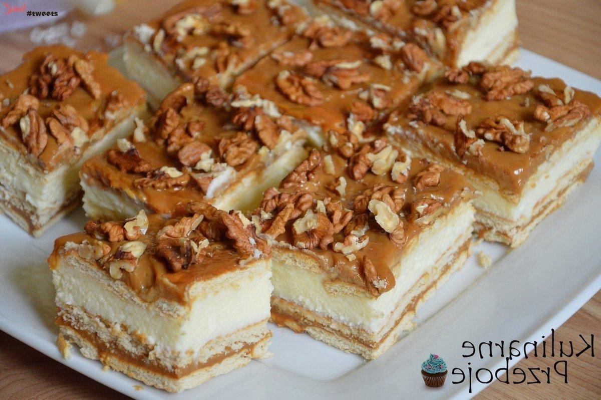 Пошаговый фото рецепт торта без выпечки из печенья