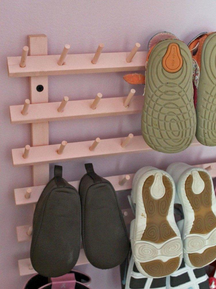 Как сшить для обуви органайзер 35