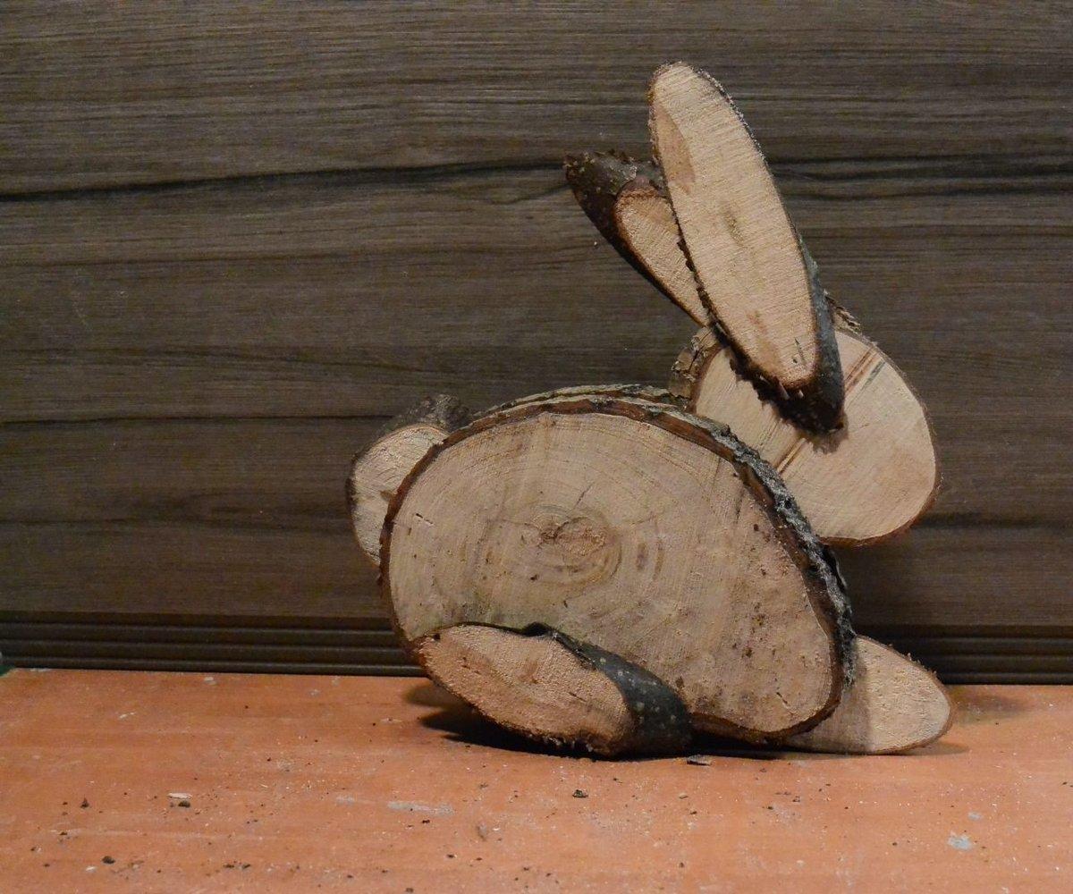 Поделки своими руками из спилов дерева