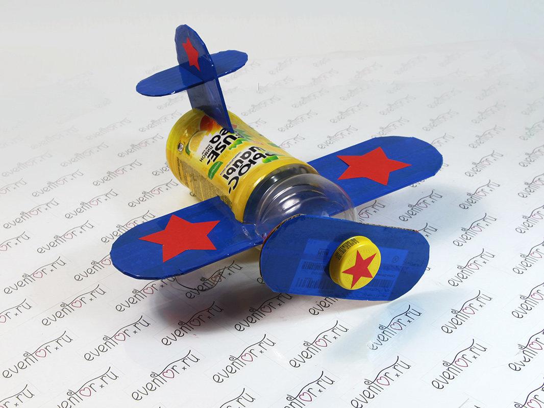 Детские самолет своими руками 78
