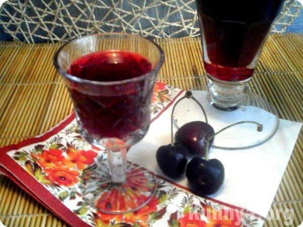 Как приготовить наливку из черноплодной рябины в домашних условиях 662
