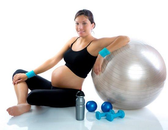 Фитнес для беременных в саранске 70