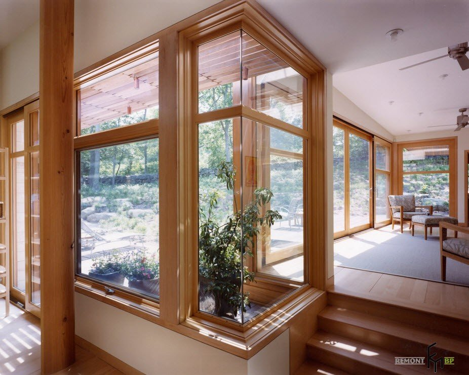 Угловое окно как сделать 902