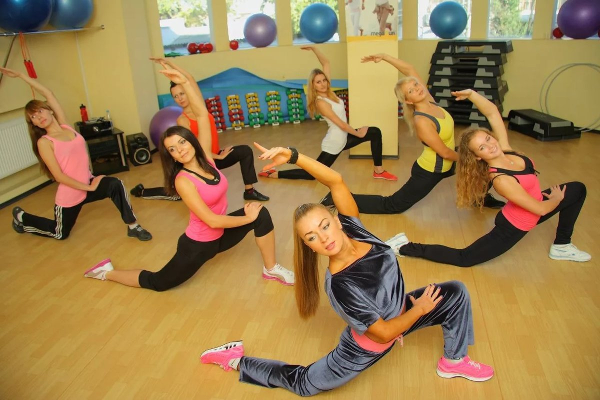 Занятия для беременных спортлайф 3