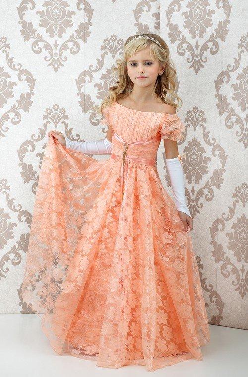 Бальное платье в пол своими руками 1