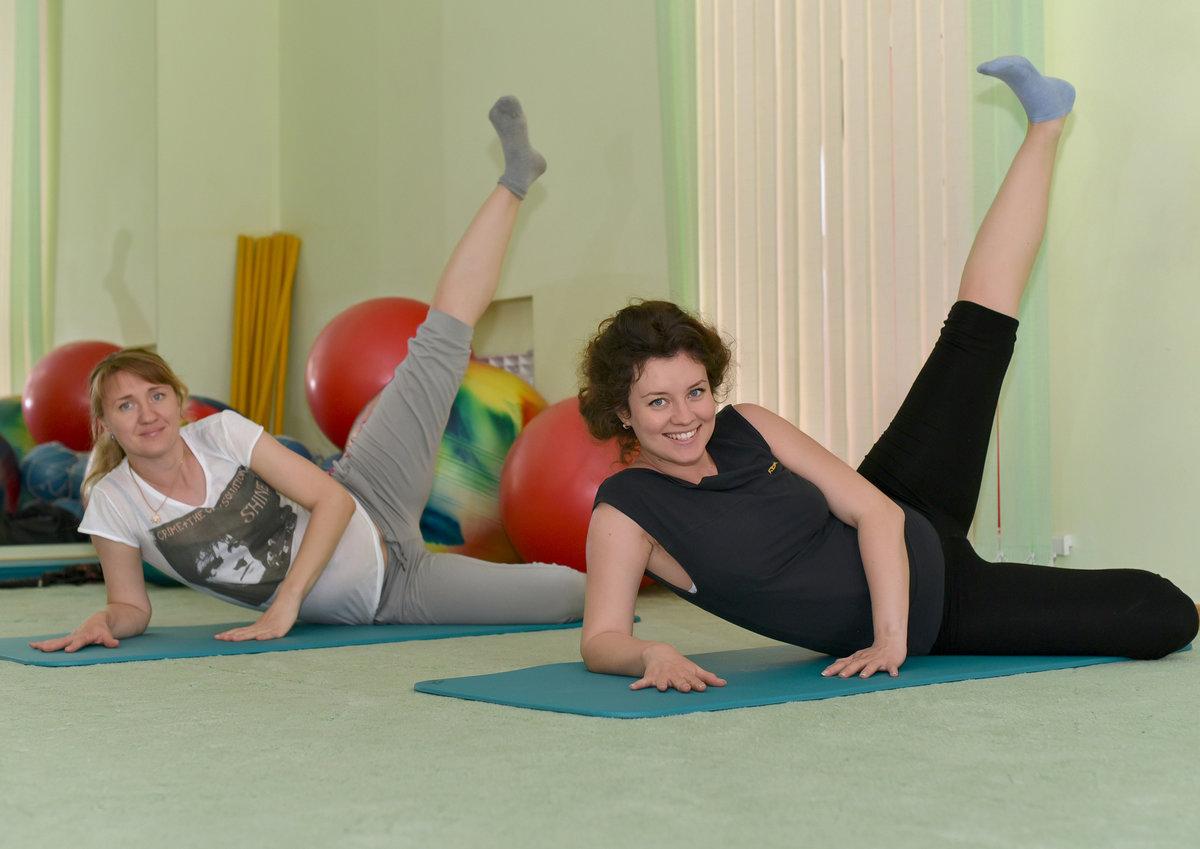 Киров тренировки для беременных 69