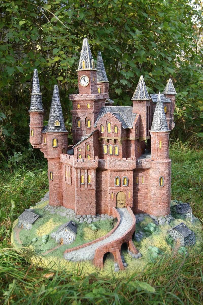 Замок крепость своими руками 151