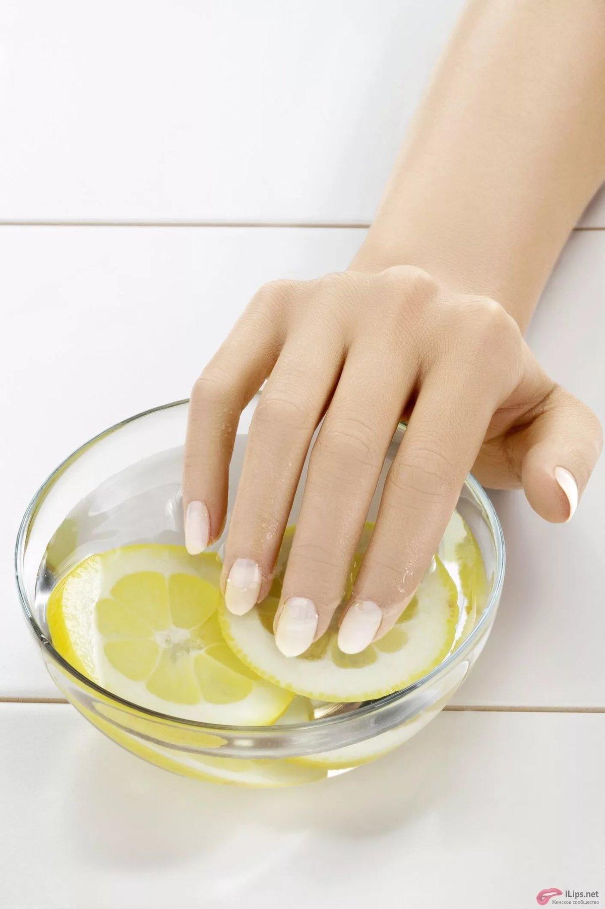 Маски для ногтями в домашних условиях 745
